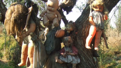 The Island Of The Dolls