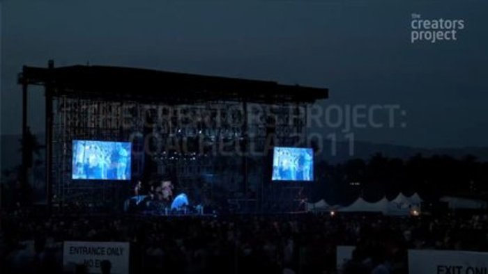 The Creators Project at Coachella 2011 - Trailer