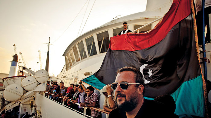 The Rebels of Libya