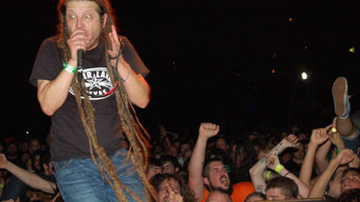We analyseerden een dreadlock van Keith Morris