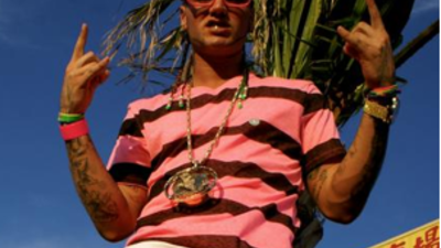 Friday Tyrant - Riff Raff, Rap Game Jodie Foster