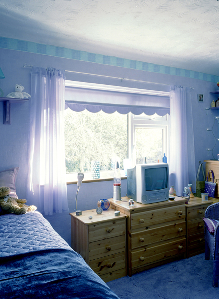 Taking Pictures of Dead Kids' Bedrooms