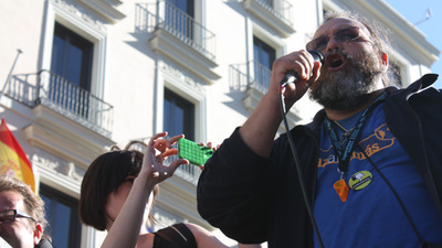 #spanishrevolution or #dumbcrusties?