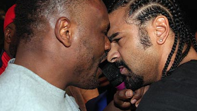 David Haye Is the Fun Kind of Crazy