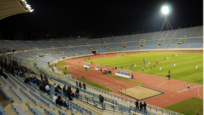 Sectarian Violence Makes Getting in to Lebanese Soccer Games a Real Bitch
