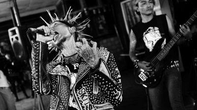 The Frustrated Punks of Burma