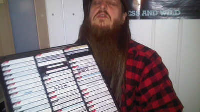 A Fist in the Face of God Presents... DJ Fenriz' Dance Mix