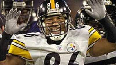 Hines Ward Is a Ticking Time Bomb