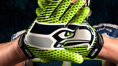 Let's Talk About Those Insane New Seahawks Uniforms