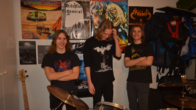 A Fist in the Face of God Meets... Condor