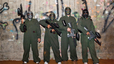 Paintball con Hezbollah