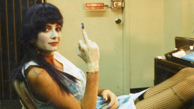 A Fist in the Face of God Meets... Frank Henenlotter