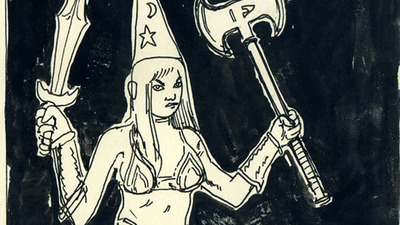 Talkin' 'Bout the Boards - Girls + Emotion = Barbarian Sorceress Dick-Slaying Psychos