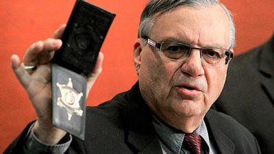 The Recent Unpleasentness - Sheriff Joe Tweets