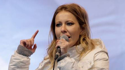 Ksenia Sobchak: The Jane Fonda of Russia's Dissident Movement