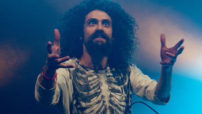 We rookten een paar jointjes met The Gaslamp Killer
