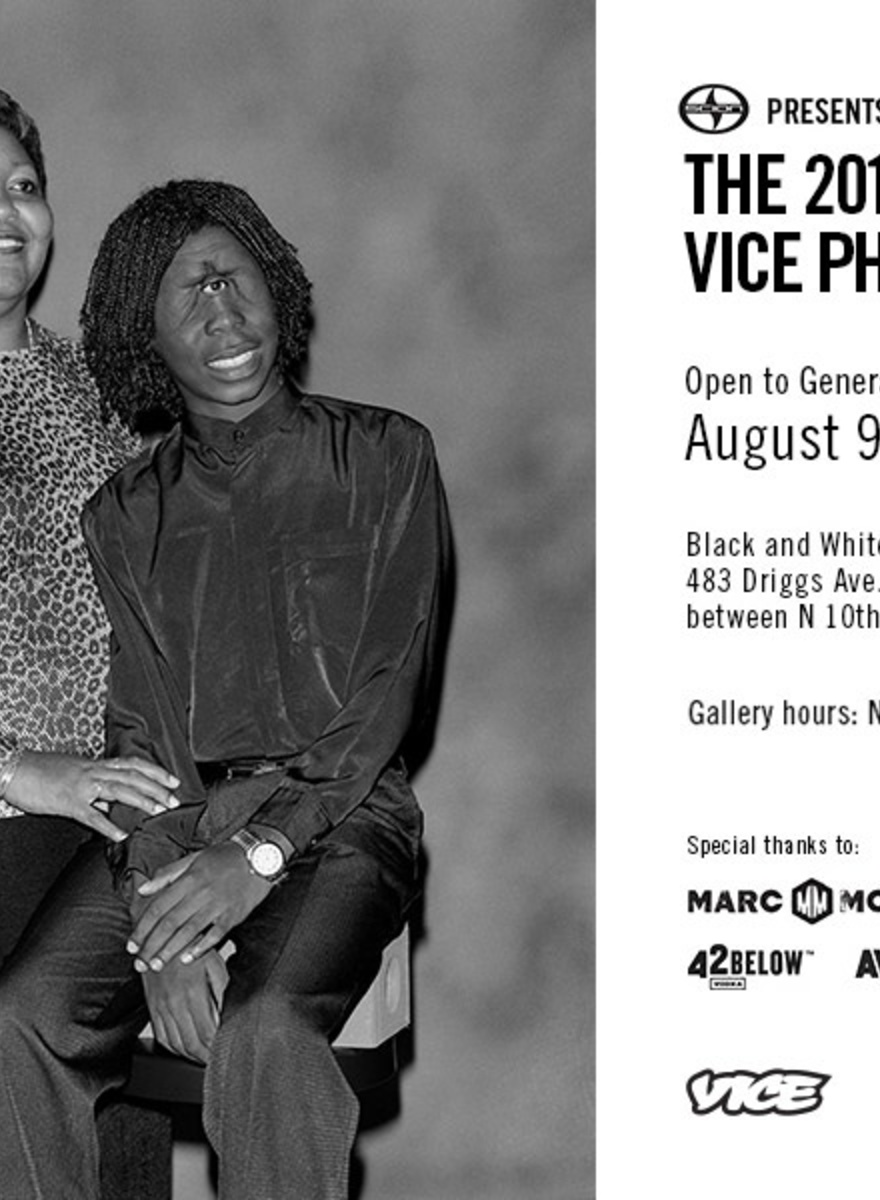 Come to the 2012 VICE Photo Show