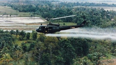 America Is Ridding Vietnam of Agent Orange