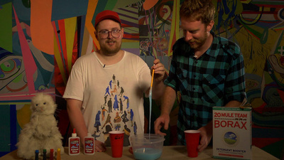 Watch Dan Deacon Get Experimental with Slime
