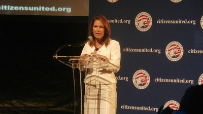 I Watched Michele Bachmann Talk About Spinach on the Last Day of the RNC