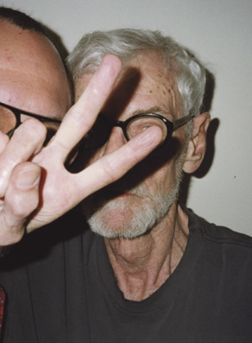 Terry Richardson Took Some Pictures of His Dad
