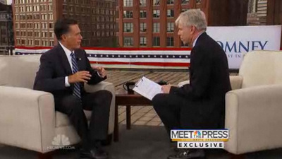 I Was Wrong: Mitt Romney Is Not a Sociopath After All