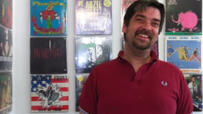 I Interviewed a German Record Store Owner About America