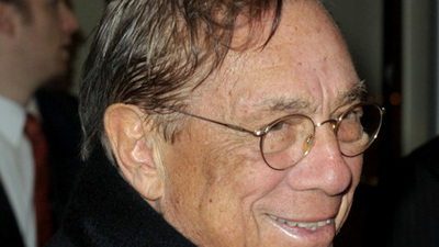 Donald Sterling, Human Cold Sore
