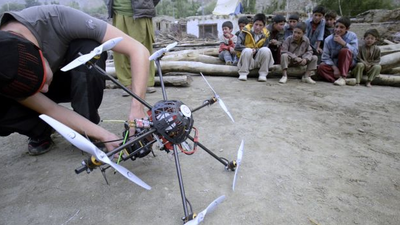 Pakistan's Other Drones