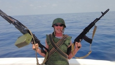 Firing Grenades at Somali Pirates Was the Most Fun I've Ever Had