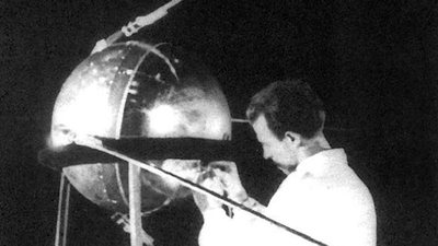 Sputnik 1 Turns 55