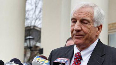 Public Statement by Jerry Sandusky on His Release from Prison, February 2454