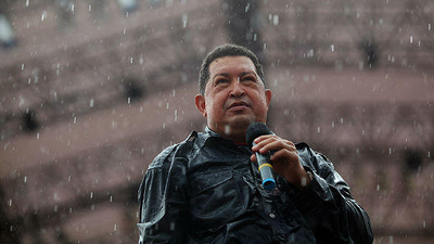 Chavez Has Six More Years in Power