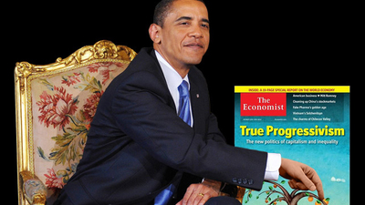 Obama (and 'The Economist') Won the Second Presidential Debate