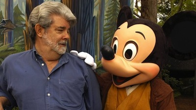 Are You Pissed That Disney Is Making a New 'Star Wars'?