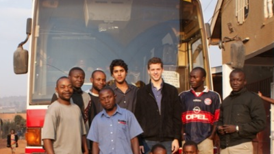 My Friends Started a Bus Company in Congo