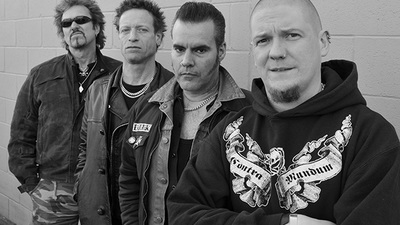 Anti-Nowhere League Bought Harleys Thanks to Metallica