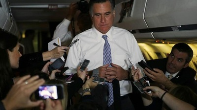 We Think We Found Mitt Romney's Undelivered Victory Speech