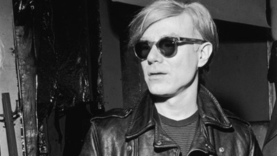 Komp-LaintDept.Giving Up the Ghost: Andy Warhol Visits the Warhol Show at the Met