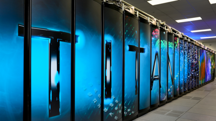 The Titan Supercomputer Will Kick Your Computer's Ass
