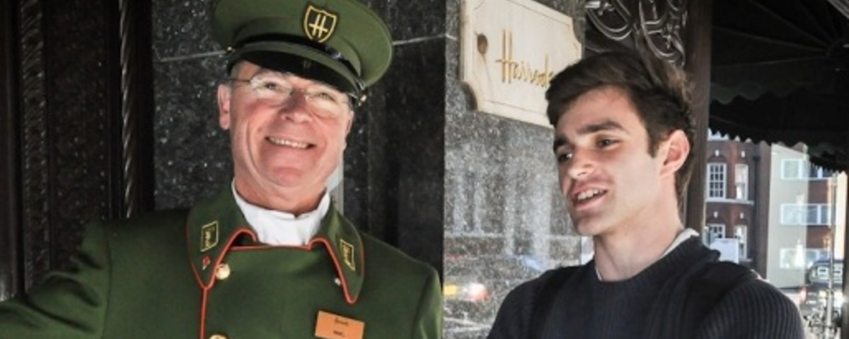 An American's First Visit to Harrods
