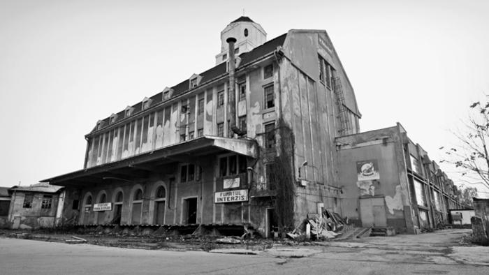 Orzăria fabricii de bere Grivița