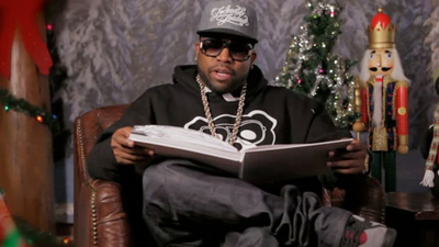 A Christmas Message from Big Boi - The Grinch