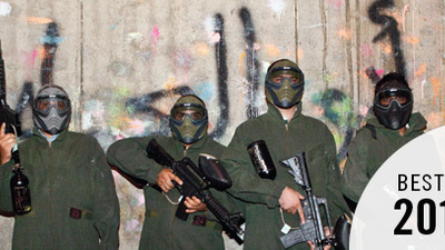 Paintballing with Hezbollah