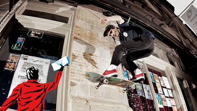 Ten Things That Happened in Skateboarding in 2012