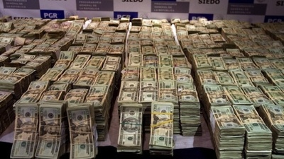 The New Narco-Cash Laundering World Bank