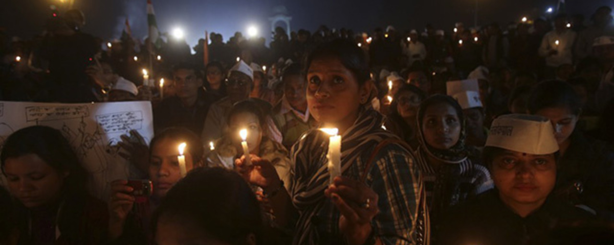The Rape in Delhi: Thousands Protest for Women's Safety in India