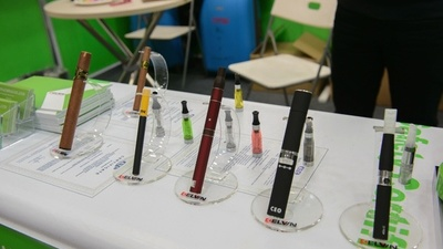 E-Cigars Are Real