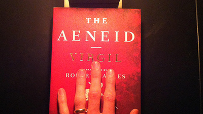 My Days of Bibliomancy with Virgil's 'Aeneid'