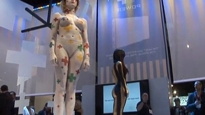 Why So Many Booth Babes, CES 2013?